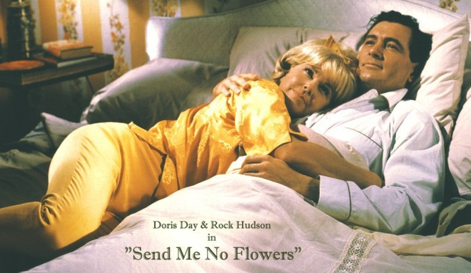 Doris Day And Rock Hudson Movies Eve Out Of The Garden
