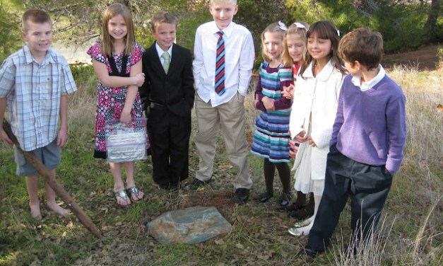 Book of Mormon projects for kids