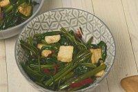 tumis- kangkung- snel- klaar