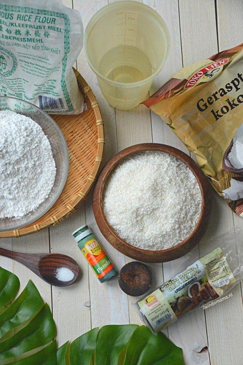Ingrediënten- klepon