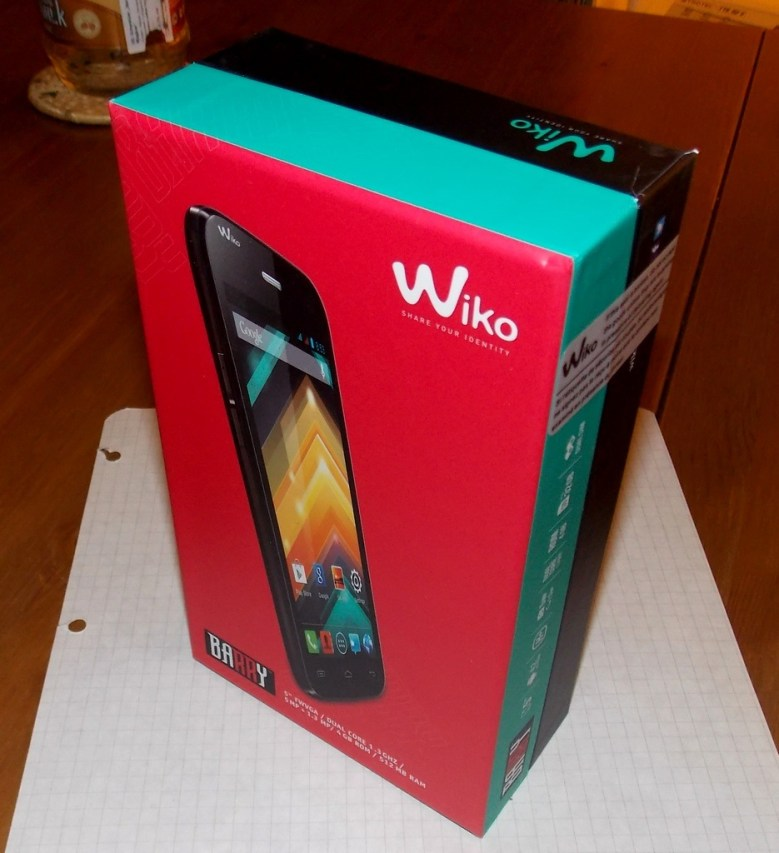 Wiko Barry Review