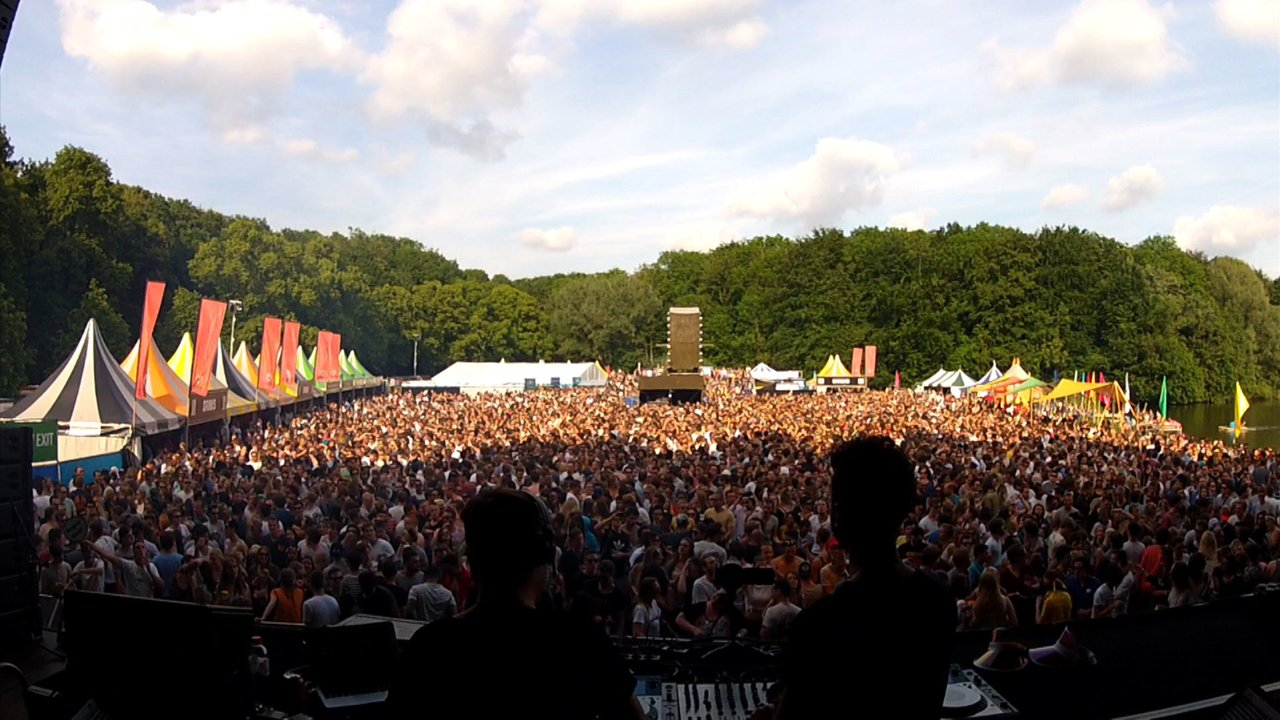 adriatique at diynamic festival