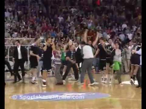 basketball cibona partizan   s