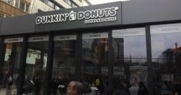 dunkin donuts frankfurt zeil