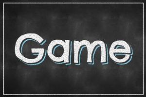 game default