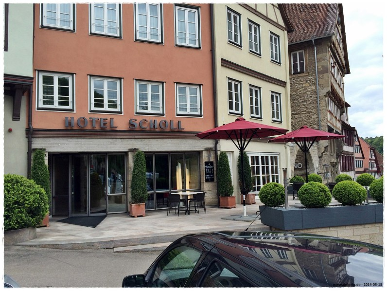 hotel scholl schwaebisch hall