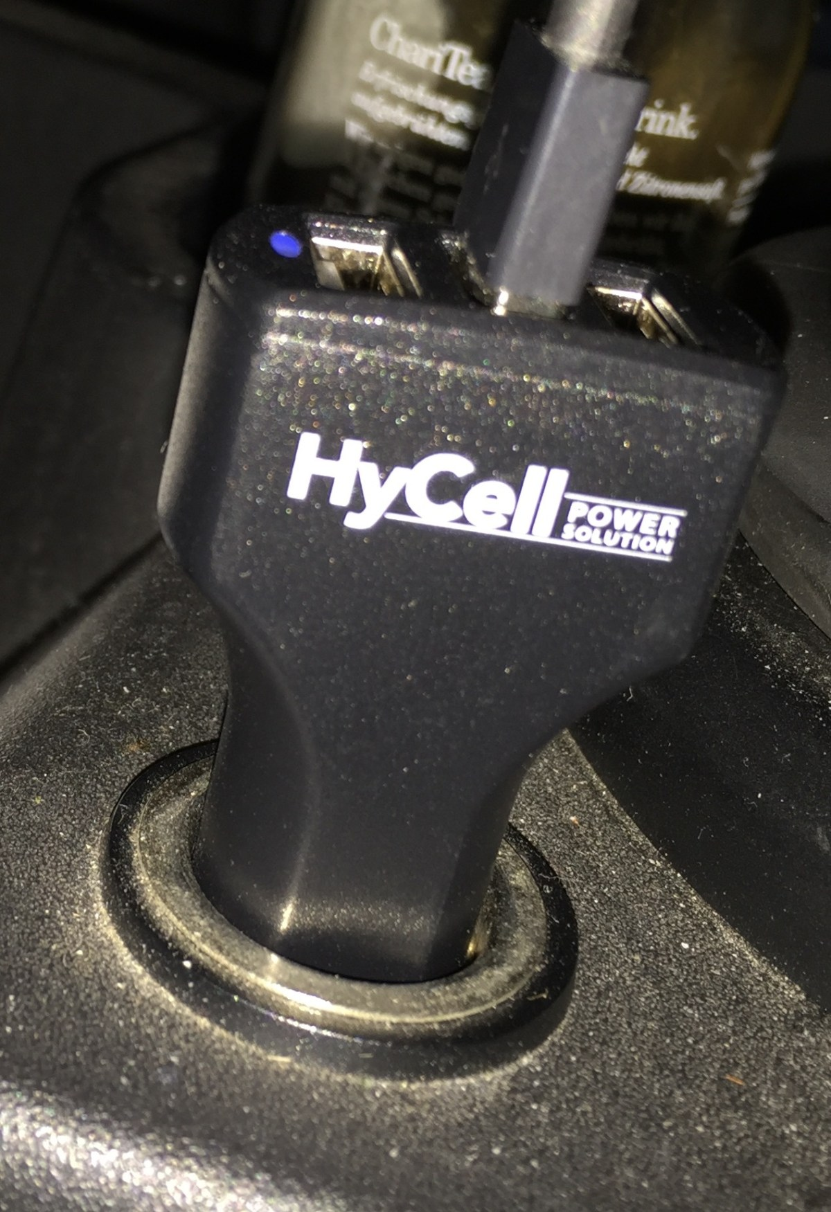 hycell port usb charger auto