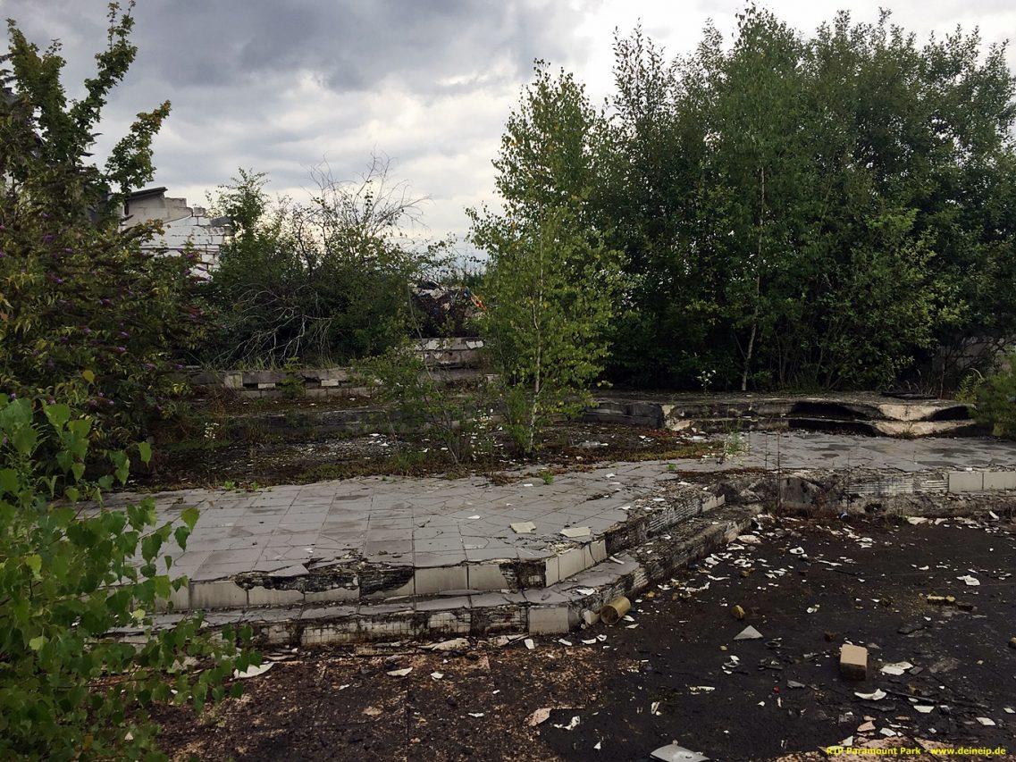 lost place paramount park rödermark