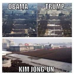 obama trump kimjongun