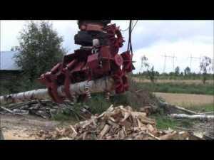 ramec firewood processor