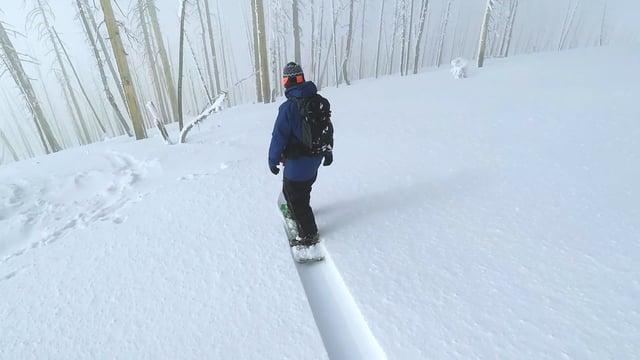 snowboarden wie sich jeder snowb
