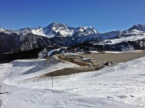 Courchevel Flugplatz