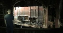 urban exploring ein altes theate
