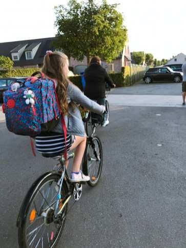 fietsen_Deinze_Driessprong_EersteSchooldag1