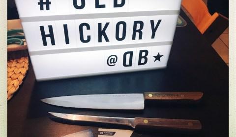 Messer Old Hickory von Wolfster.de