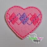 Argyle Heart