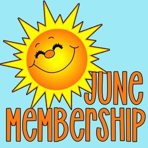june membership