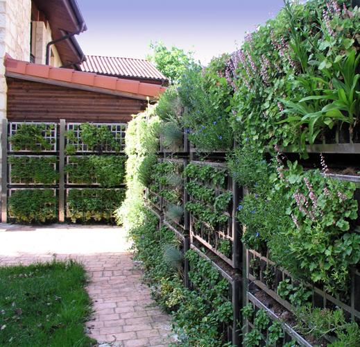 tecnicas de jardineria intensiva