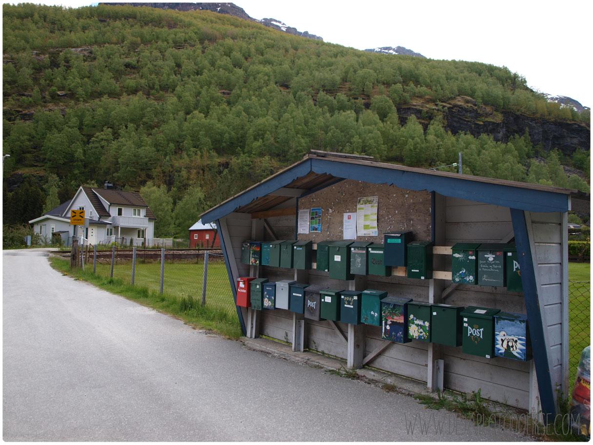 buzones en Noruega