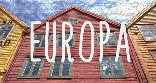 dejarlo todo e irse Europa