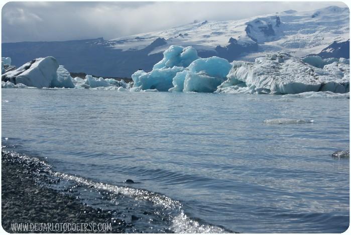 jokulksárlon icebergs islandia