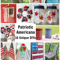 Patriotic Americana: 16 Unique DIYs