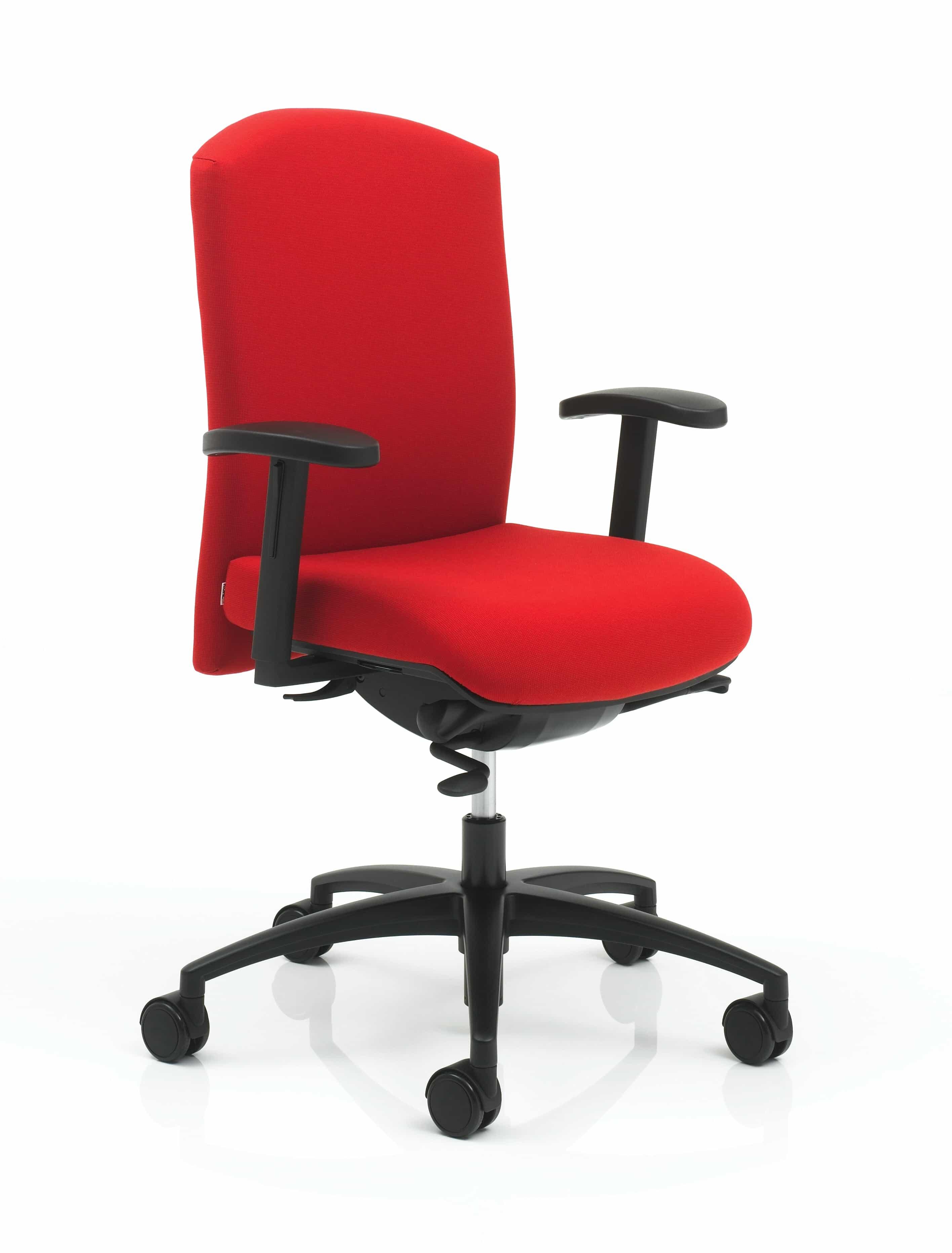 Arbo goedgekeurde bureaustoel voor kantoor en thuis for Bureau stoel