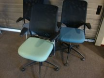 Tweedehands vitra bureaustoel