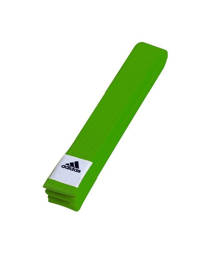 Cinturón para adulto verde Adidas