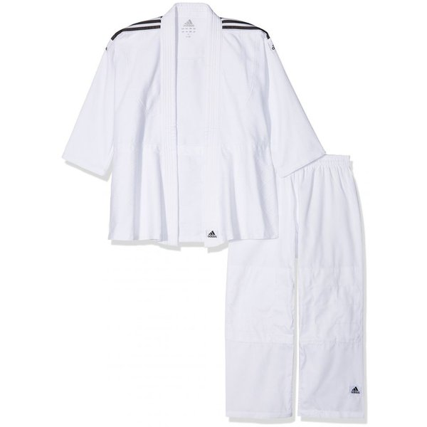 Chaqueta y pnatalón blanco Adidas