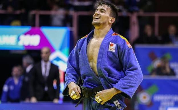 Daniel Pérez judo