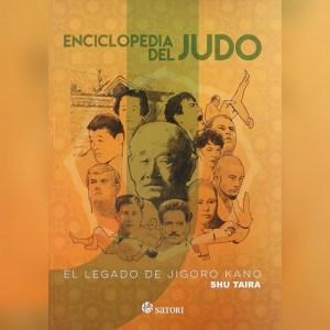 Libro enciclopedia de judo