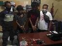 2 Pengedar Narkoba Ditangkap Satnarkoba Polres Pariaman
