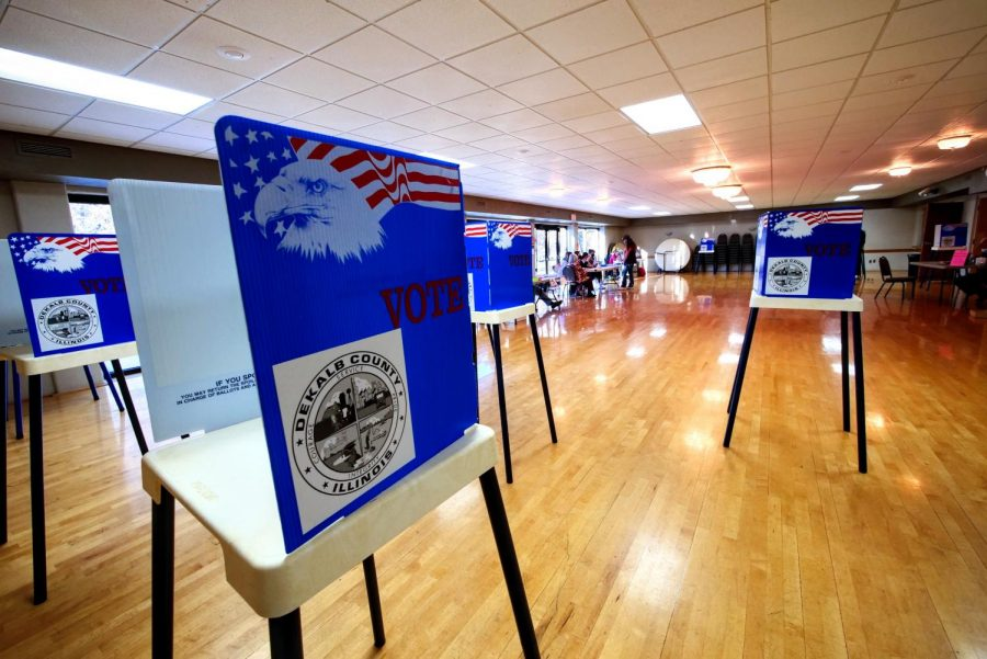 Hopkins Park sees steady stream of voters