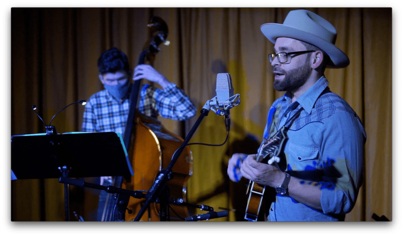 Sessions from Studio A - Ralph Wesley Carr & Old Town Tribune