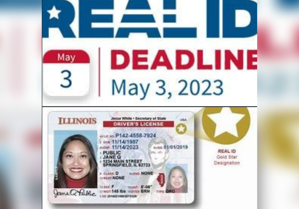 Real ID for Travel Postpone to 2023