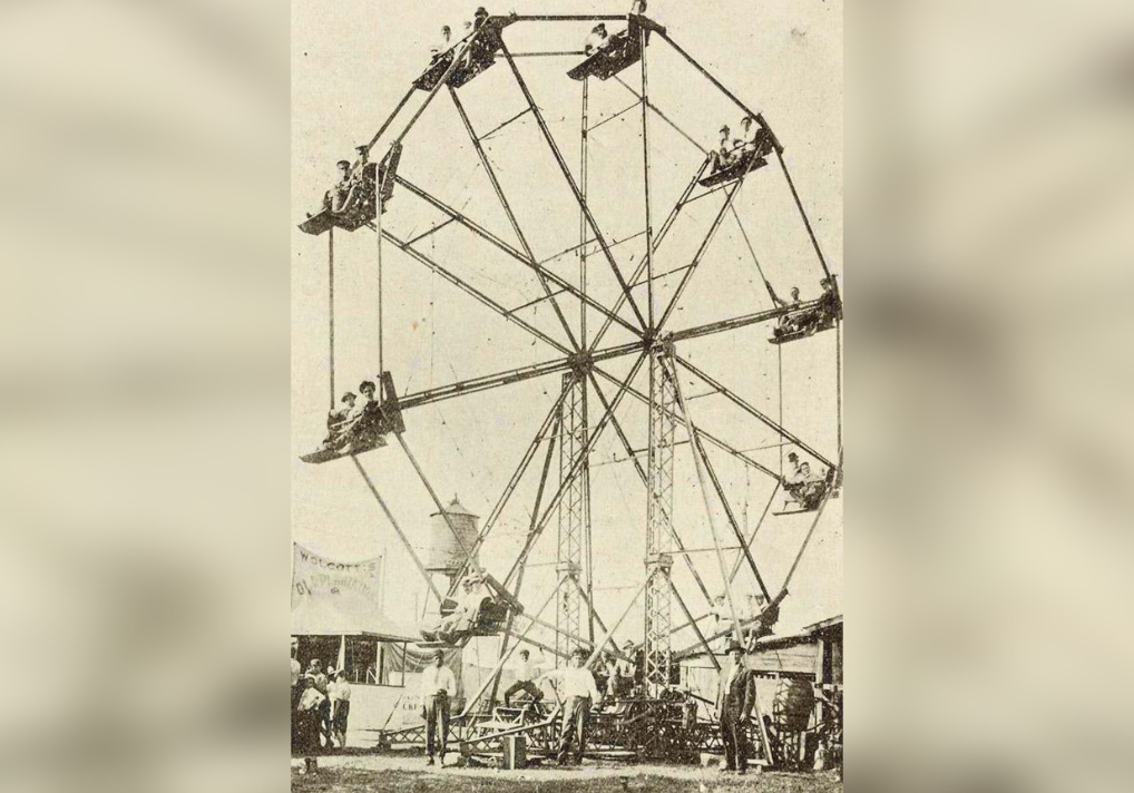 This Week In Illinois History: Big Eli, The First Portable Ferris Wheel (May 23, 1900)