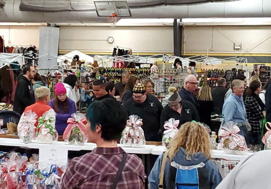 Sycamore Autumn Craft & Treasure Market Returns