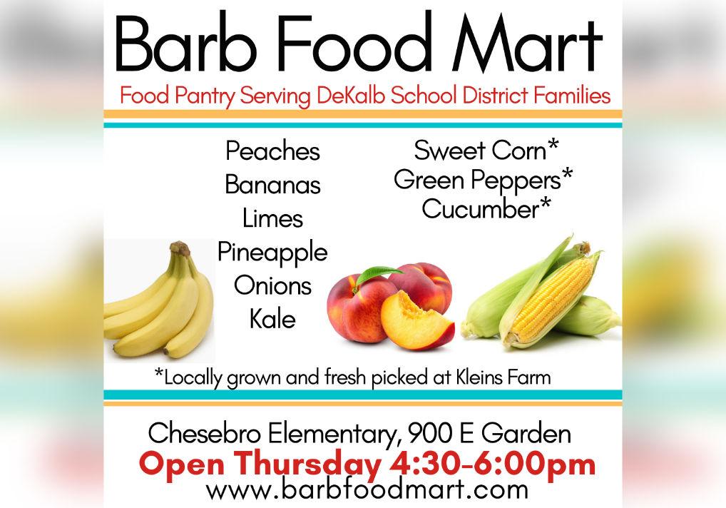 Barb Food Mart