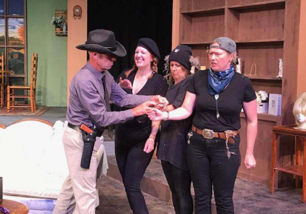 Stage Coach Players Offers A Comedy Within A Family Reunion