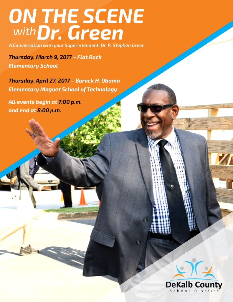 On the Scene with Dr. Green Revised