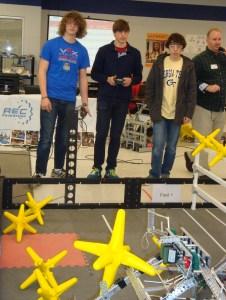 VEX Robotics Team