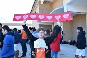 DeKalb Students Participate in National School Walkout