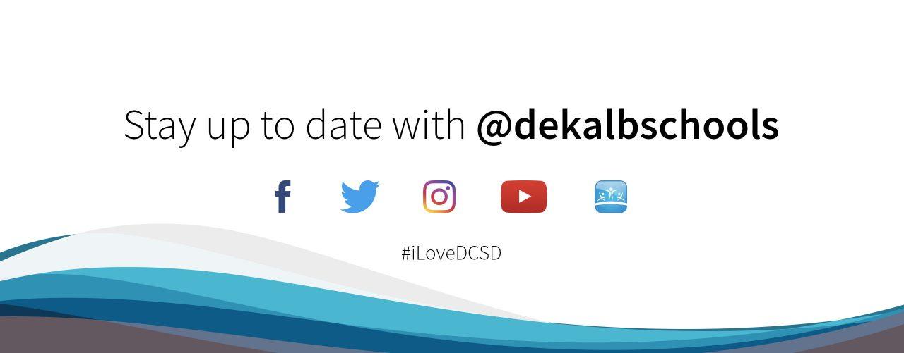 Follow DeKalb Schools