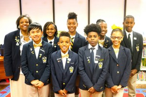 McNair High and DeKalb Academy of Technology & Environment (DATE) compete in regionals