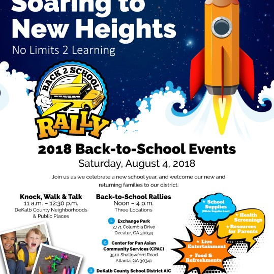 Back to School – DeKalb County School District