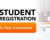 new student online registration