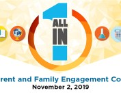 2019 Parent Engagement Conference