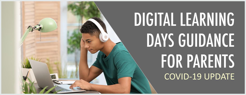 digital learning days banner