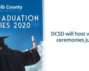 graduation ceremonies banner